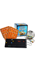 bingo sets old fashion set games the game individual daubers balls and