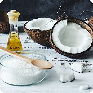 low fat desiccated coconut powder