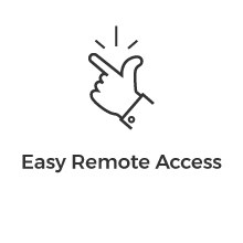 Remote Access Anywhere, Anytime