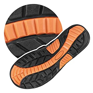 men water sandals durable rubber outsole
