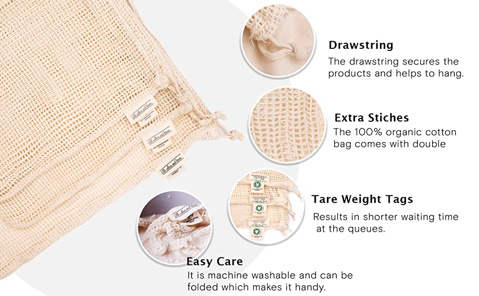 Best Reusable Produce Bags 2021 Amazon.com: Reusable Produce Bags Grocery   Produce Mesh Bags