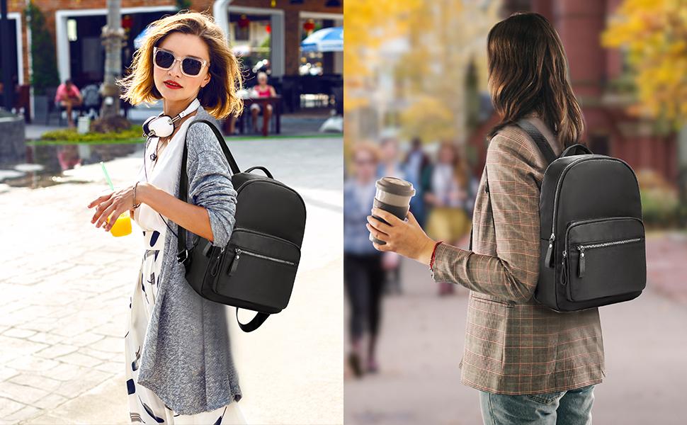 rucksack damen rucksack handtasche damenrucksack klein cityrucksack damen rucksäcke umhängetasche