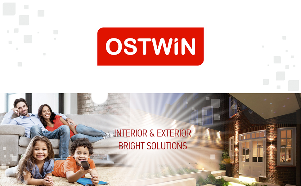 OSTWIN Interior and exterior lighting solutions