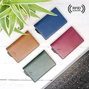 Stealth Wallets RFID