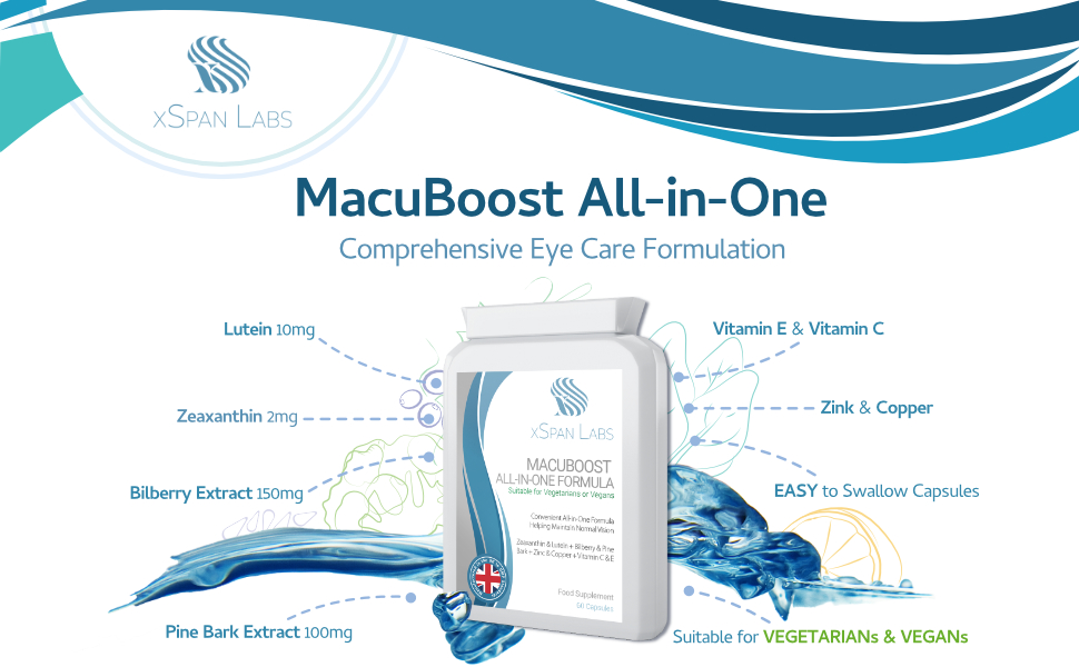 xspan labs MacuBoost A