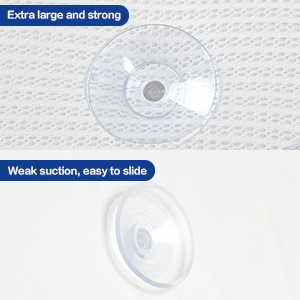 Large and strong suction cups
