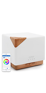 essential oil diffuser with timer