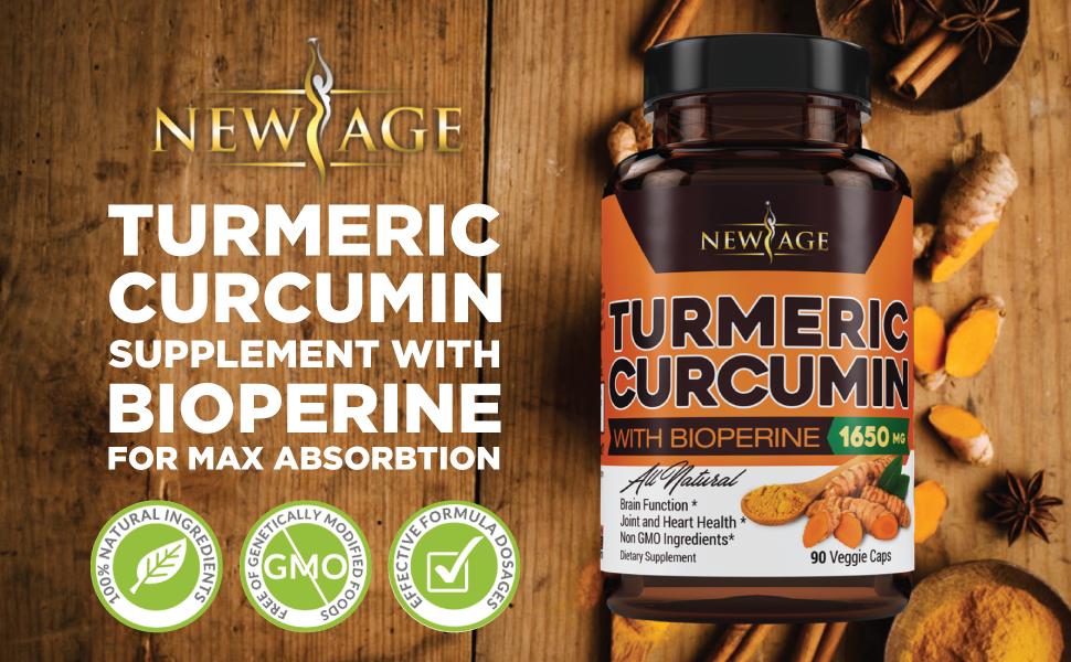 turmeric curcumin pain relief