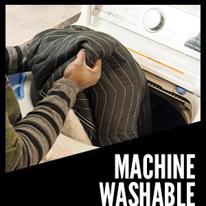 machine-washable moving blanket