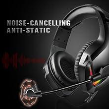 Noise Canceling Gaming headset
