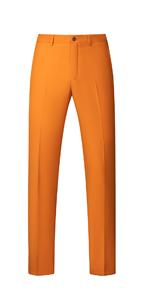 Slim fit suit pants