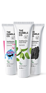 humble toothpaste