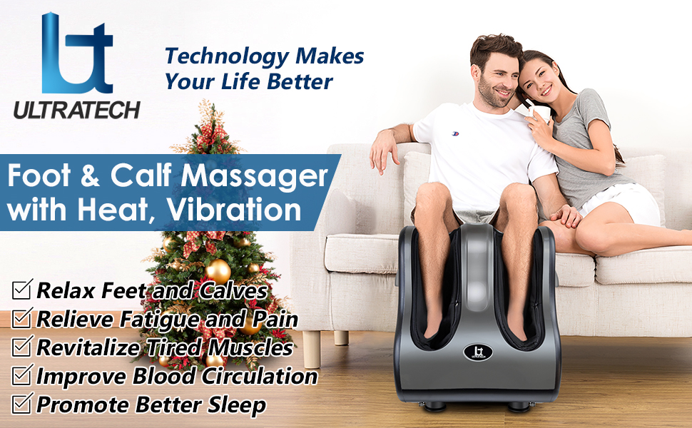 Foot and Calf Massager