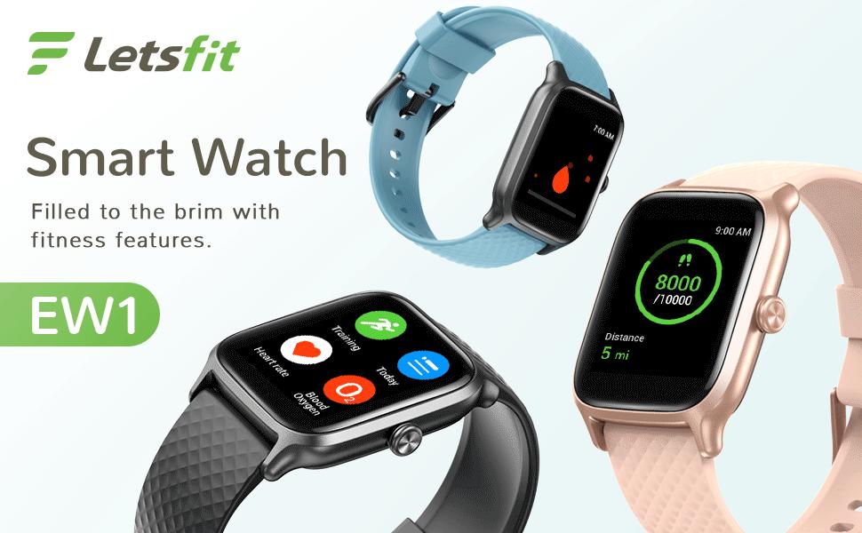 smart watch android iPhone women men smartwatch cardio fitness activity tracker watch calorie step