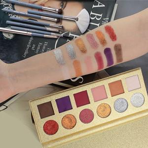 Pigmented Eyeshadow Makeup Set