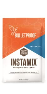 Bulletproof Brain Octane oil MCT premium C8 coconut oil grass-fed organic sugar-free non-gmo organic