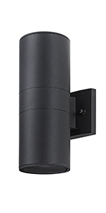 2-Directions  ASD Round Outdoor Wall Cylinder