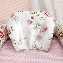 baby lounger floral