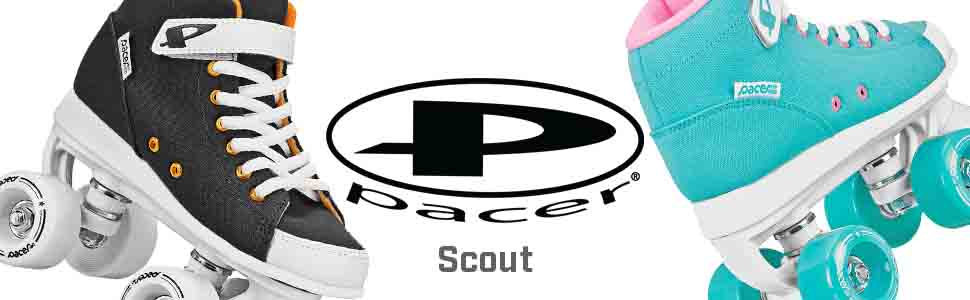 Pacer Scout skates