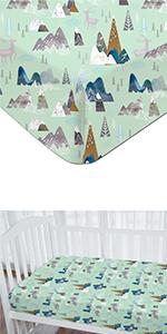 Crib Sheet Mountain
