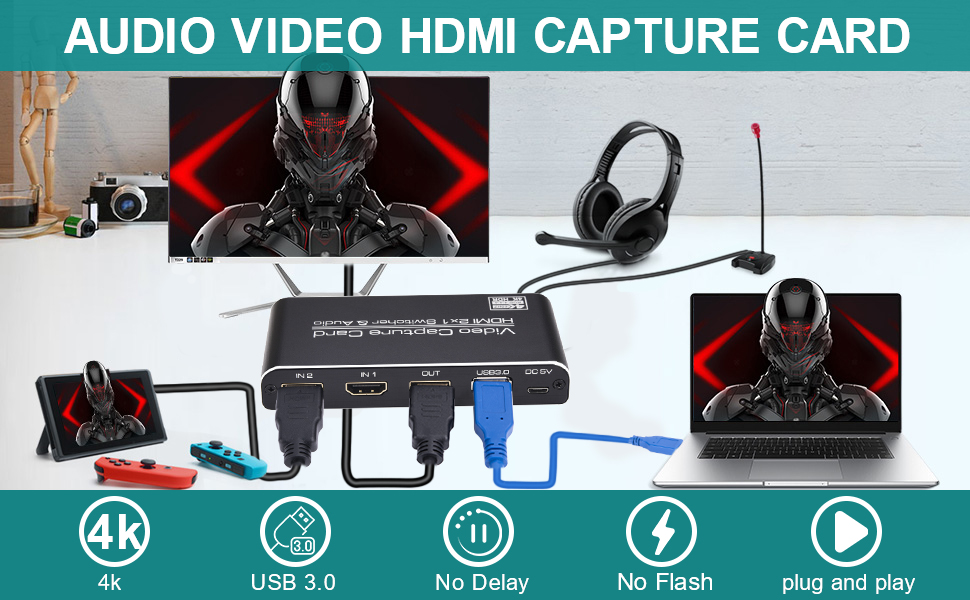 video capture device