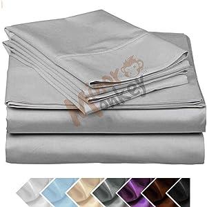 deep pocket queen egyptian cotton sheets