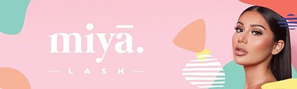 Miya Lash Eyelash Lifting Kit Brow Lamination Kit Professional Home Use Lash Lift Perm Eyebrow Lift