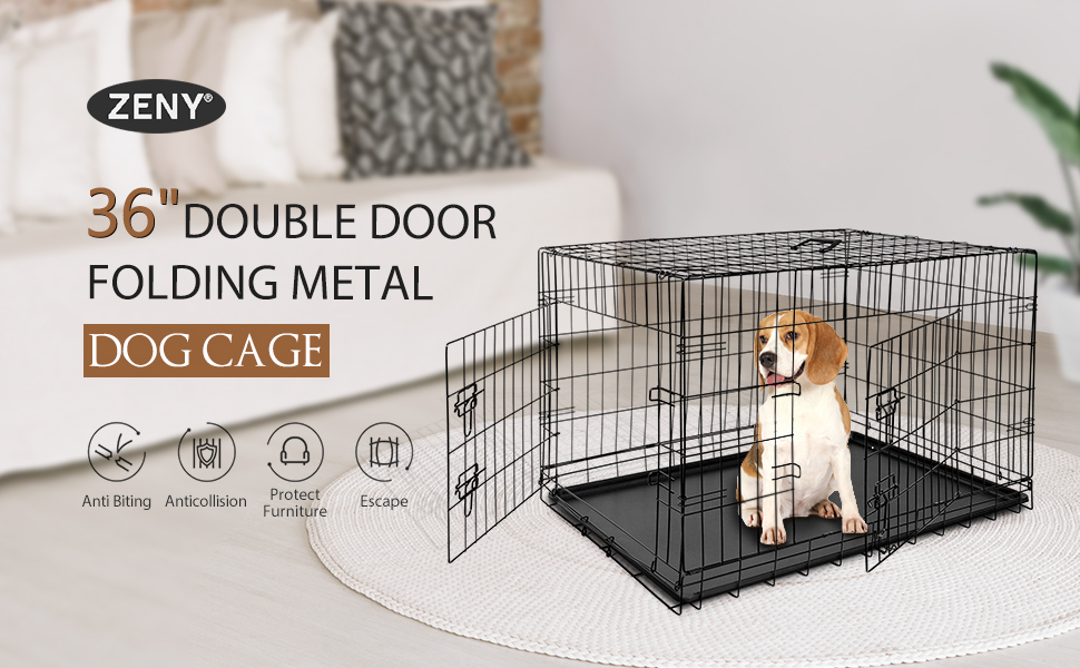 36 inch Dog Crate