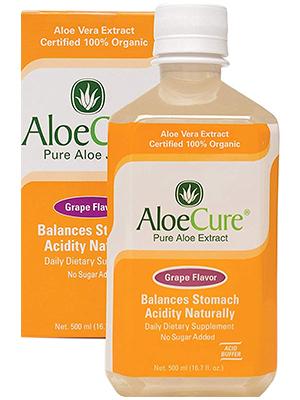 AloeCure Pure Aloe Extract, AloeCure Pure Aloe Vera Juice, Flavored Aloe Vera Juice, Aloe Vera Plant