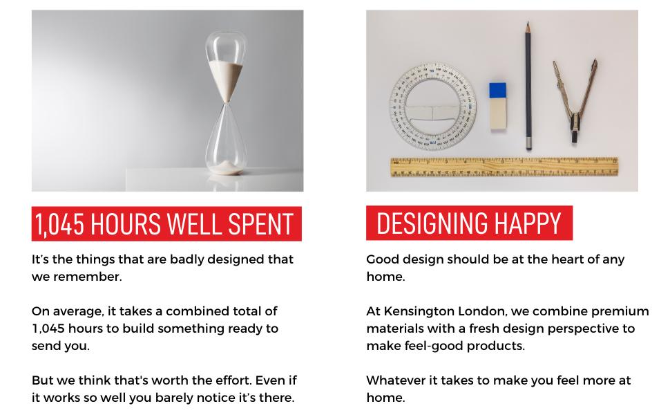Kensington London brand information