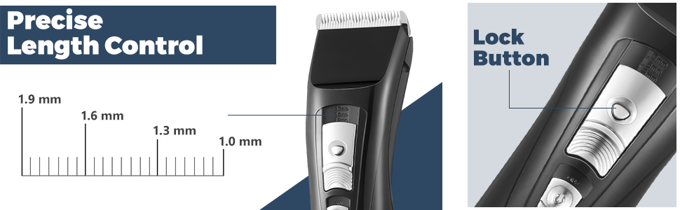 cordless clippers for men Frcolor 21