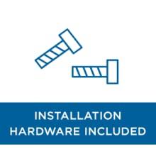 Bath Accessory Installation Hardware