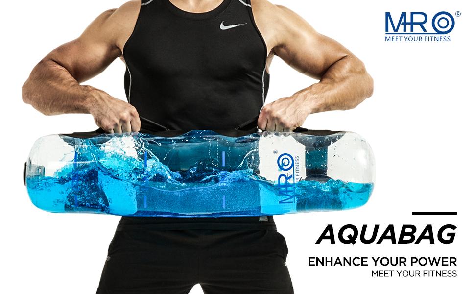 aqua bag, water bag, sandbag
