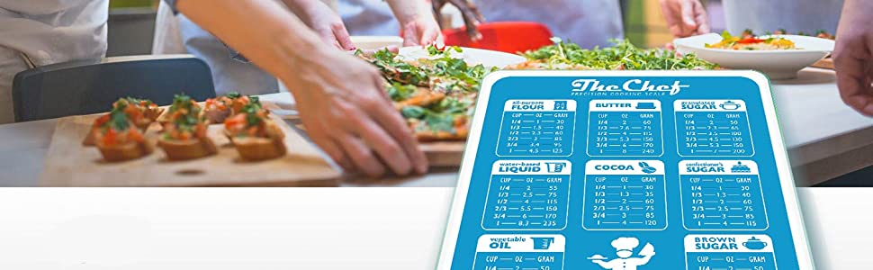 Mackie Digital kitchen food and Measurements Conversion scale