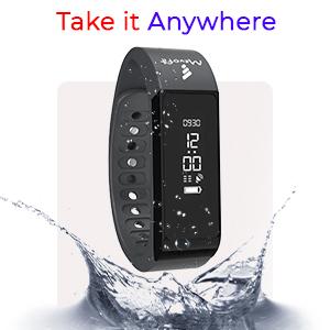 fitness tracker fitness band all sports activity tracker fitness watch for men women children watch