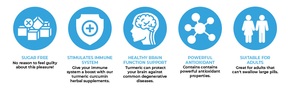 sugar free immune support brain cognitive function antioxidant daily supplement men women