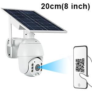 solar power security camera, solar wireless camera, solar home camera, outdoor security camera 1080p