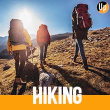UphillSport Hiking Category for Hiking Walking Socks