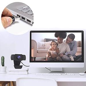 HD USB Web Camera