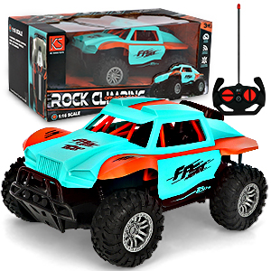 remote control monster truck