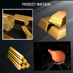 MADE FROM BRASS
