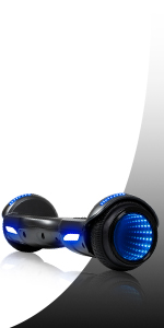 Flash hoverboard