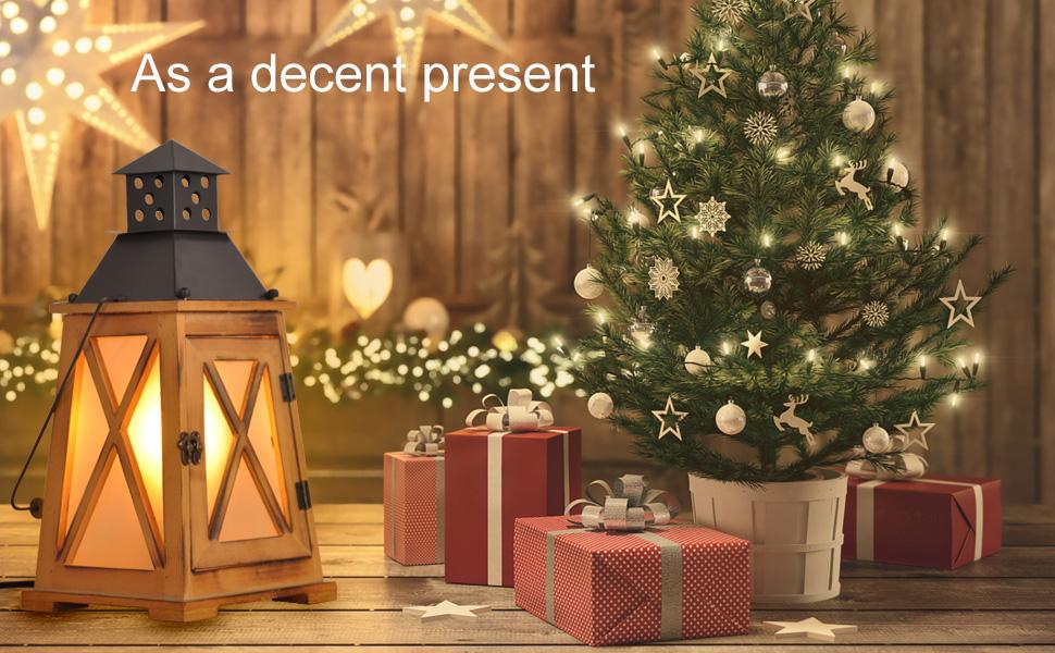 Christmas Decor Lamp