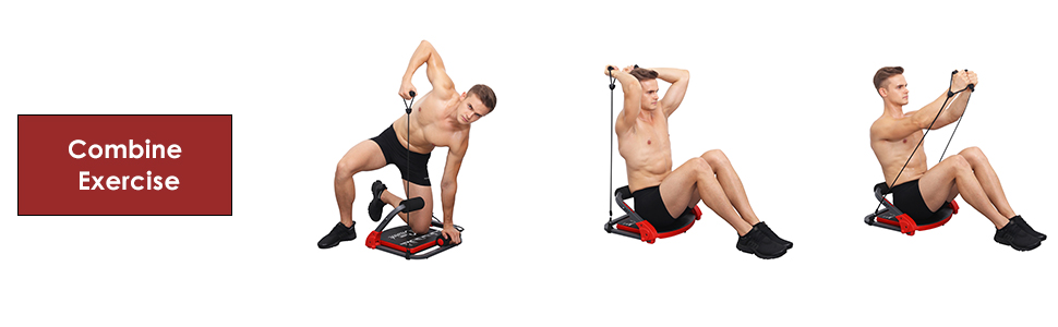 Sculpt Sexy ABS Cardio Machine Loss Weight
