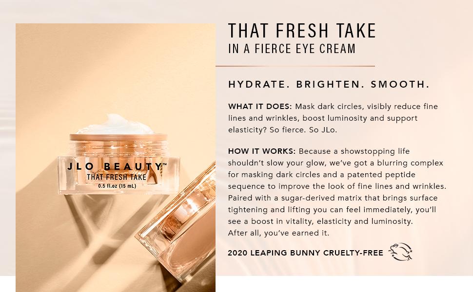 That Fresh Take Eye Cream