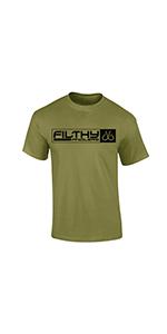 Filthy Military Tshirt