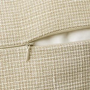 invisible zipper closure