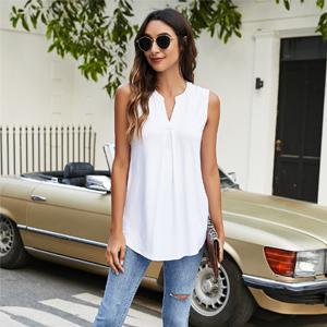white tank tops for women