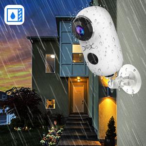 wireless outdoor security camera
