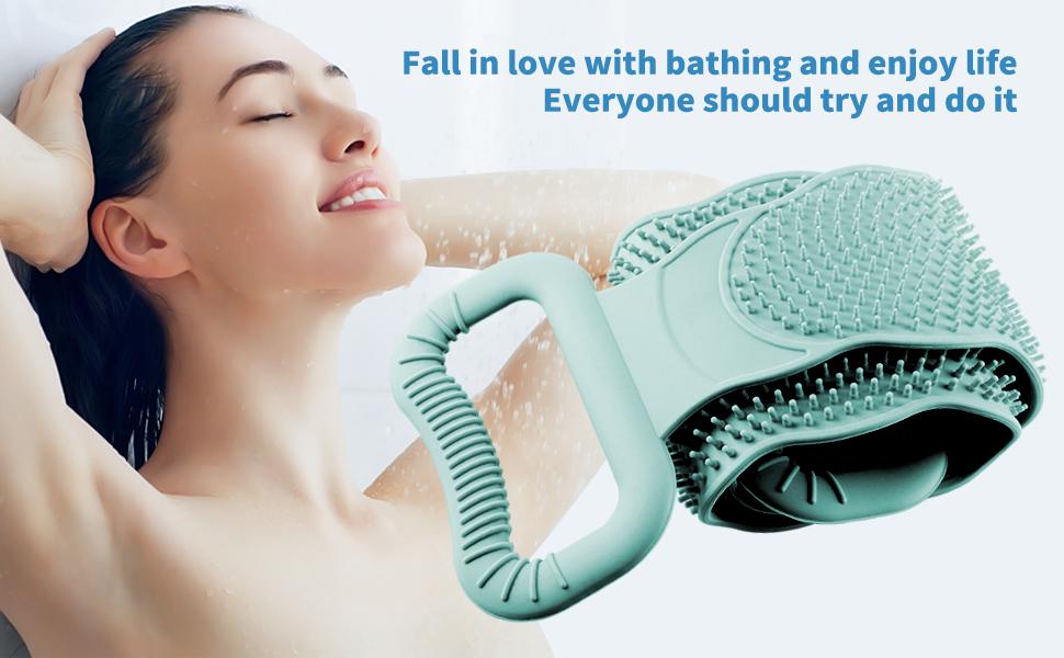 handle body washer